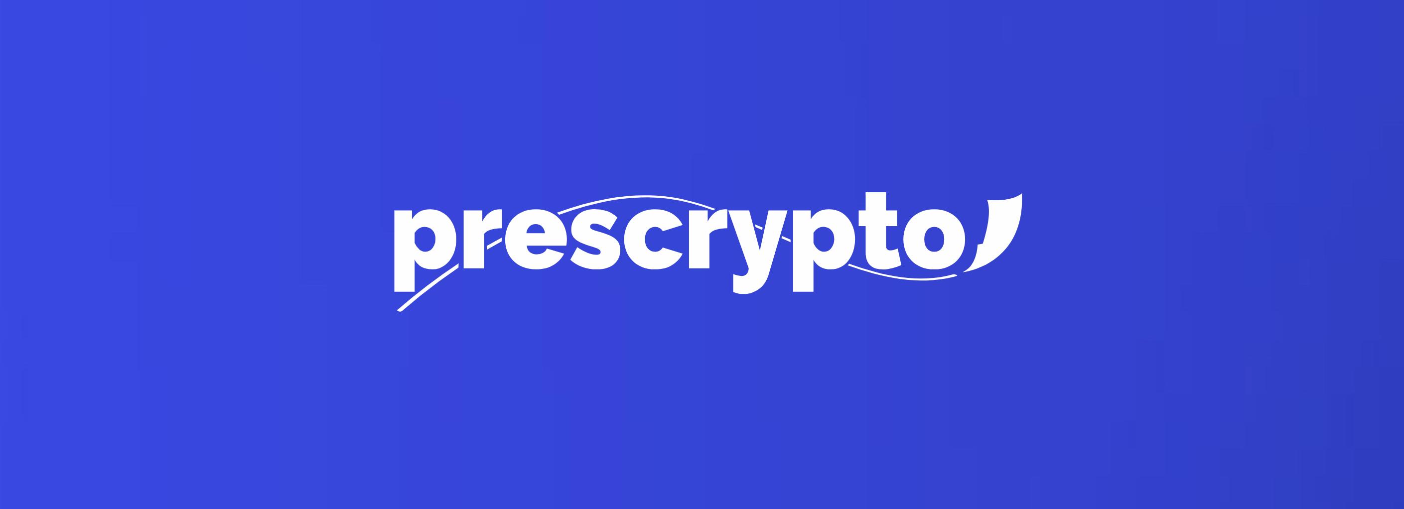 Introduciendo una nueva versión de Prescrypto