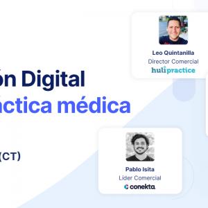 """Webinar financiero: """"Evolución digital en la práctica médica"""""""